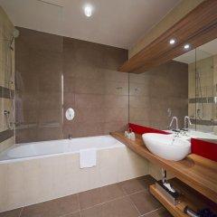 Mamaison Hotel Riverside Prague 4* Улучшенный номер с различными типами кроватей фото 5