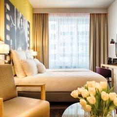 NYX Hotel Milan by Leonardo Hotels Стандартный номер с двуспальной кроватью фото 12