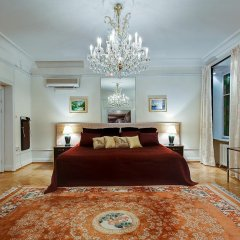 Апартаменты Luxury Apartments Stockholm Стокгольм комната для гостей фото 4
