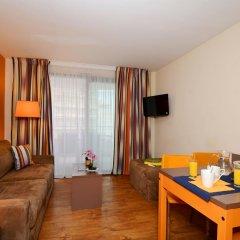 Отель Odalys - Appart'Hotel Les Félibriges Франция, Канны - отзывы, цены и фото номеров - забронировать отель Odalys - Appart'Hotel Les Félibriges онлайн комната для гостей фото 3