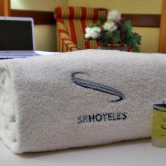 Hotel Oriente ванная
