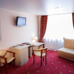 Амакс Визит Отель 3* Студия с различными типами кроватей фото 5