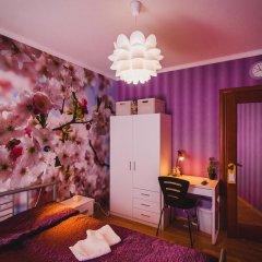 Мини-Отель Три Зайца Стандартный номер с двуспальной кроватью (общая ванная комната) фото 11