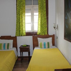 Отель Franca 2* Стандартный номер 2 отдельными кровати (общая ванная комната) фото 3