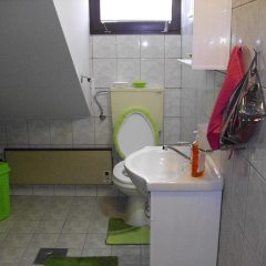 Апартаменты Jevrejska Apartment Нови Сад ванная фото 2