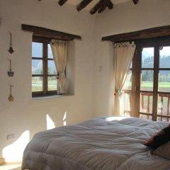 Отель Cusco, Valle Sagrado, Huaran Стандартный номер с различными типами кроватей фото 21
