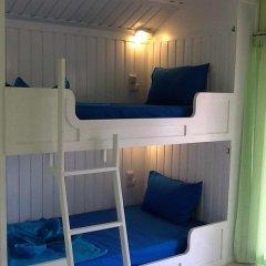 Samui Hostel Кровать в общем номере