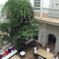 Отель Riad Dar Nabila 3* Стандартный номер с различными типами кроватей фото 3