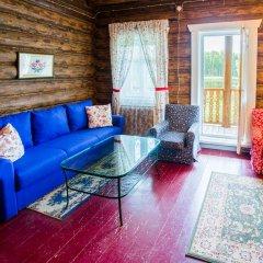 Парк-отель Берендеевка 3* Люкс с различными типами кроватей фото 6