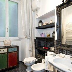 Отель Fontana de Trevi Apartment Италия, Рим - отзывы, цены и фото номеров - забронировать отель Fontana de Trevi Apartment онлайн ванная фото 2