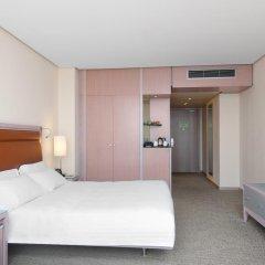 Отель Melia Valencia 4* Стандартный номер с двуспальной кроватью