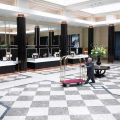 Отель The Midland - Qhotels Манчестер интерьер отеля фото 2