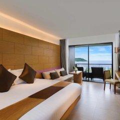 Отель Novotel Phuket Kata Avista Resort And Spa 4* Представительский номер двуспальная кровать