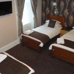 Отель Sandyford Lodge 3* Стандартный номер фото 2