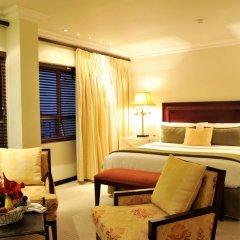 Отель Cresta President 3* Полулюкс фото 3