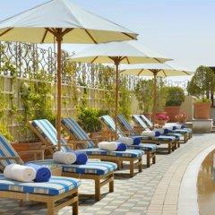 Апартаменты Marriott Executive Apartments Dubai Creek бассейн