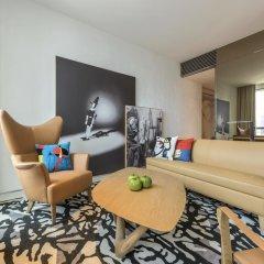 JW Marriott Hotel Singapore South Beach Люкс повышенной комфортности с различными типами кроватей фото 2