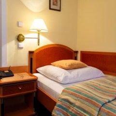 Villa Savoy Spa Park Hotel 4* Стандартный номер с различными типами кроватей фото 17