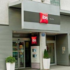 Отель ibis Wien City банкомат