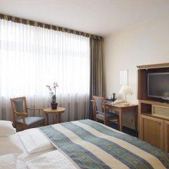 Hollywood Media Hotel 4* Стандартный номер двуспальная кровать фото 2