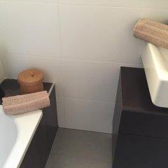 Отель OasisBeach Penthousse la Zénia ванная