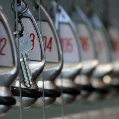 Отель Rocatel Испания, Канет-де-Мар - отзывы, цены и фото номеров - забронировать отель Rocatel онлайн спортивное сооружение