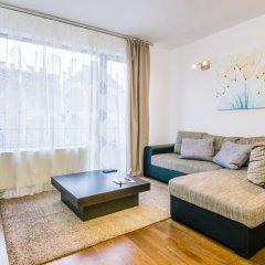 Апартаменты City Gardens Apartments комната для гостей фото 3