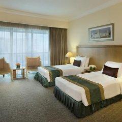City Seasons Hotel Dubai 4* Номер категории Премиум с различными типами кроватей фото 3