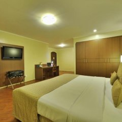 Hotel Deville Business Curitiba 3* Улучшенный номер с различными типами кроватей фото 4