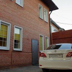 Гостиница Резиденция на Комсомольской парковка