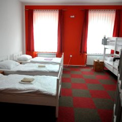 Hostel Sara Кровать в общем номере с двухъярусной кроватью фото 3