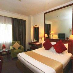 Отель Arnoma Grand 4* Улучшенный номер с различными типами кроватей фото 3