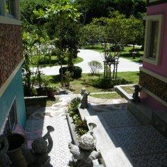 Отель Ya Teng Homestay 2* Стандартный номер с двуспальной кроватью фото 16