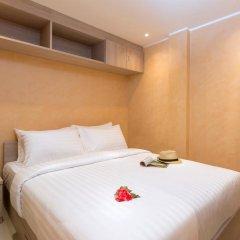 Отель Patong Bay Residence 4* Улучшенный номер с разными типами кроватей фото 7