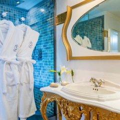 Sallés Hotel Mas Tapiolas 4* Стандартный номер с двуспальной кроватью фото 9