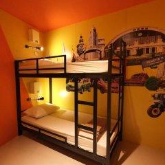 Everyday Bangkok Hostel Кровать в общем номере фото 7