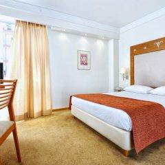 Atrion Hotel 3* Стандартный номер с различными типами кроватей фото 2
