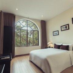 Saigon Halong Hotel 4* Улучшенная вилла с различными типами кроватей фото 10