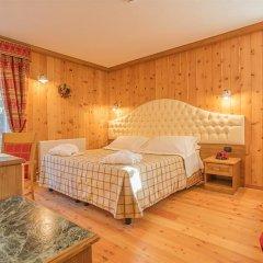 Hotel Lo Scoiattolo 4* Номер Комфорт с различными типами кроватей фото 2