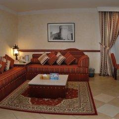 Отель Al Liwan Suites 4* Люкс с 2 отдельными кроватями фото 5
