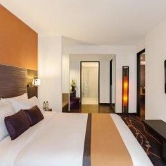 Отель Radisson Suites Bangkok Sukhumvit 5* Улучшенный номер фото 6
