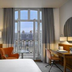 K+K Hotel Cayre Paris 4* Стандартный номер с различными типами кроватей фото 5