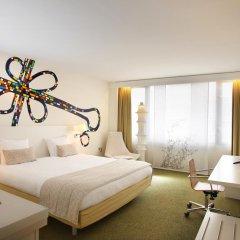 Отель NH Brussels Bloom 4* Люкс разные типы кроватей фото 2