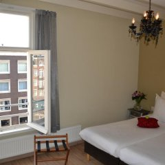 Alp Hotel Amsterdam 2* Стандартный номер фото 10