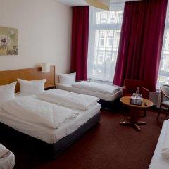 Отель Residence am Hauptbahnhof Германия, Гамбург - 1 отзыв об отеле, цены и фото номеров - забронировать отель Residence am Hauptbahnhof онлайн комната для гостей