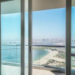 Отель JA Oasis Beach Tower Апартаменты Делюкс с различными типами кроватей фото 8