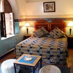 Отель Dar Al Kounouz Марокко, Марракеш - отзывы, цены и фото номеров - забронировать отель Dar Al Kounouz онлайн комната для гостей фото 5