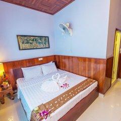 Отель Golden Temple Villa 4* Улучшенный номер с различными типами кроватей фото 2