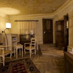 Satrapia Boutique Hotel Kapadokya Номер Делюкс с различными типами кроватей фото 2