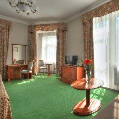 Hotel Union 4* Номер Делюкс с различными типами кроватей фото 5